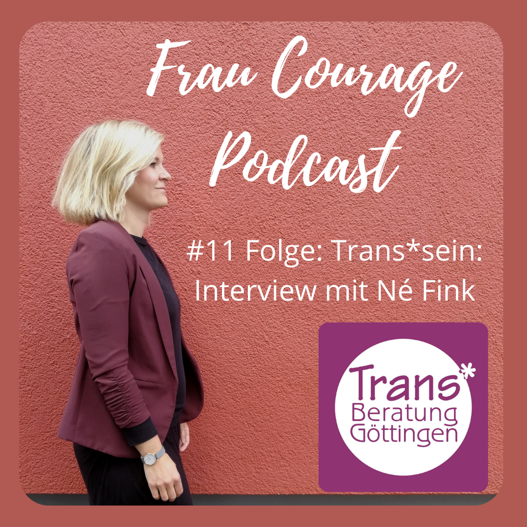 Frau Courage Podcast